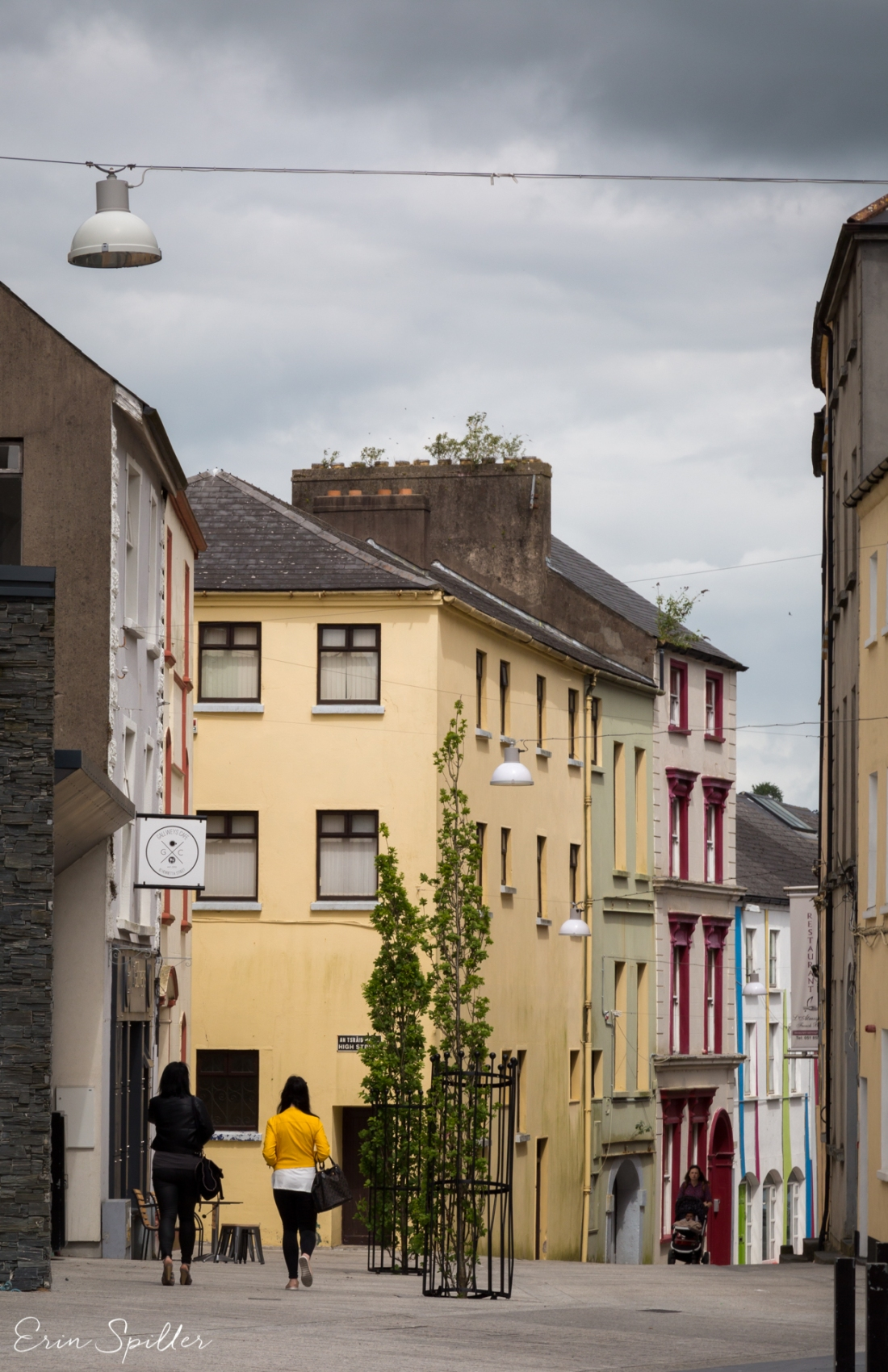 photograph of two women walking in waterford ireland.jpg